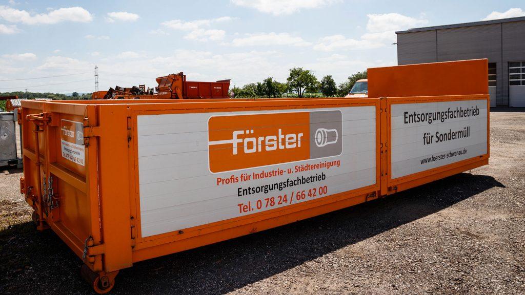 Gebrüder Förster GmbH Slider